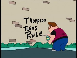 Thompson Twins Rule